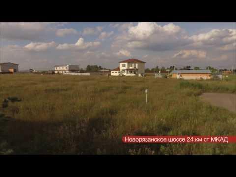 Участок 7 соток. Новорязанское шоссе д. 24 км от МКАД