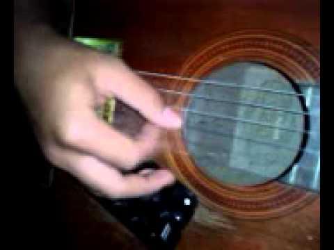 Belajar kunci gitar adista aku dan dia