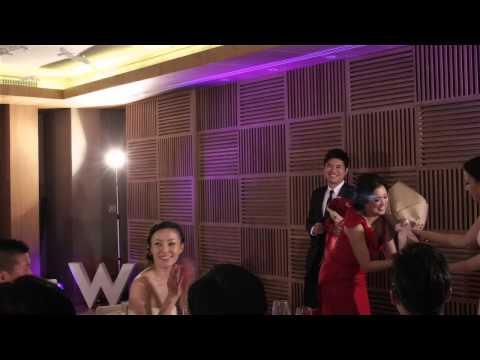 Marcella & Adrian – Koh Samui Wedding @ W Retreat