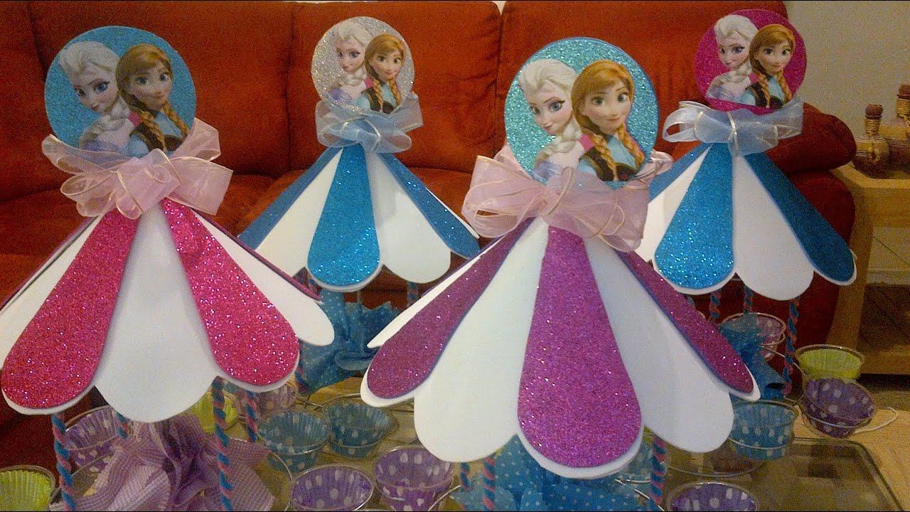 Frozen De Para Fiesta