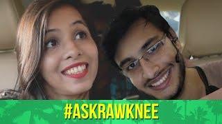 DHINCHAK POOJA IS MY EX? #AskRawKnee Ep.01