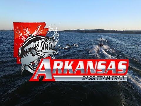 Arkansas Bass Team Trail At Lake Ouachita