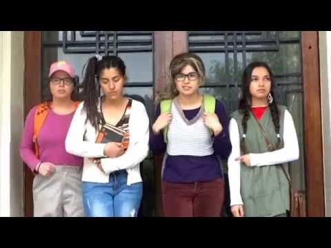 Fono video: Little mix versión 2.0 - black magic