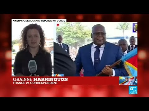 "DR Congo: ""Today the theme was really unity"""