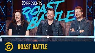 Roast Battle – Christian Schulte-Loh vs. Lutz van der Horst & Hans Thalhammer vs. Alex Upatov