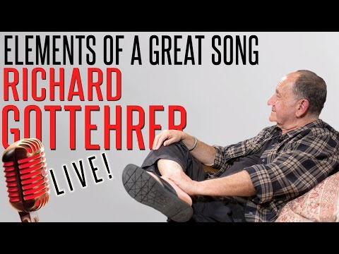 Richard Gottehrer - The Elements of a Hit Song