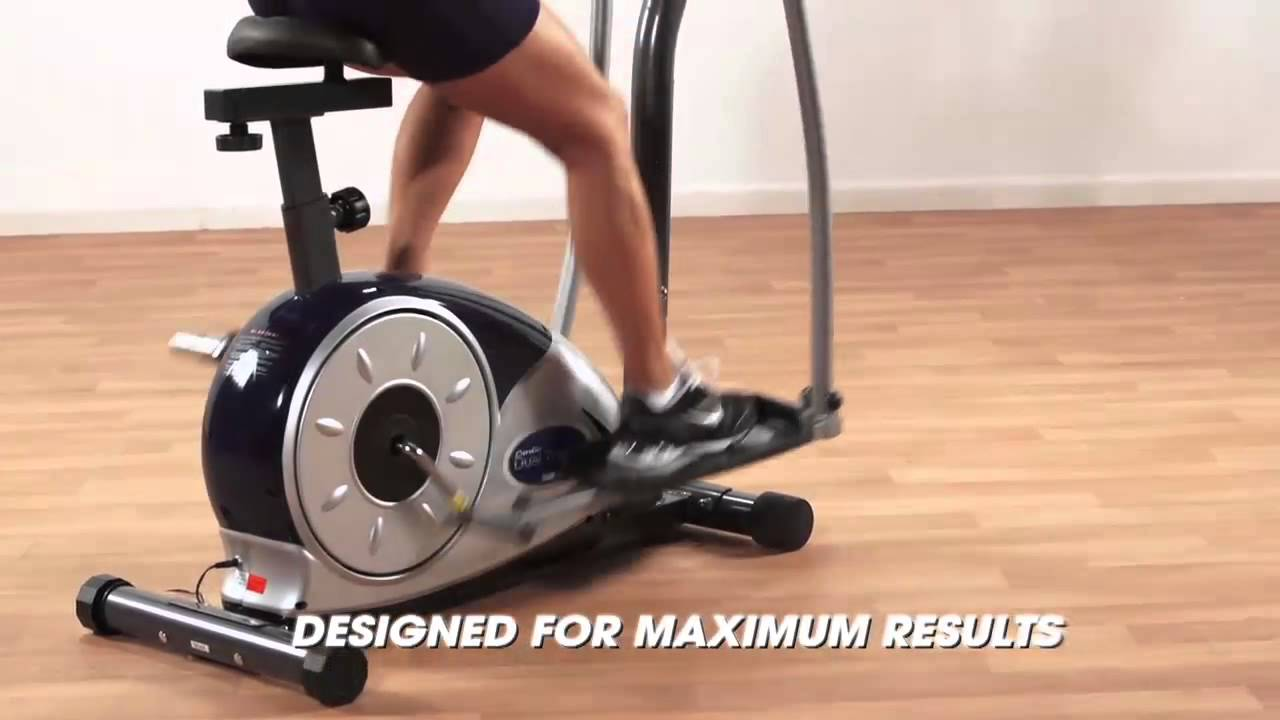 Train at Home with the Body Champ Cardio Dual Trainer ...