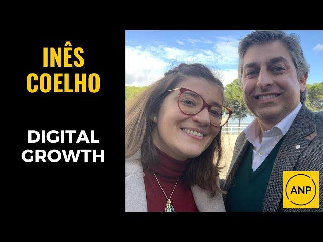 #42 Estratégias de sucesso em DIGITAL GROWTH com Inês Coelho