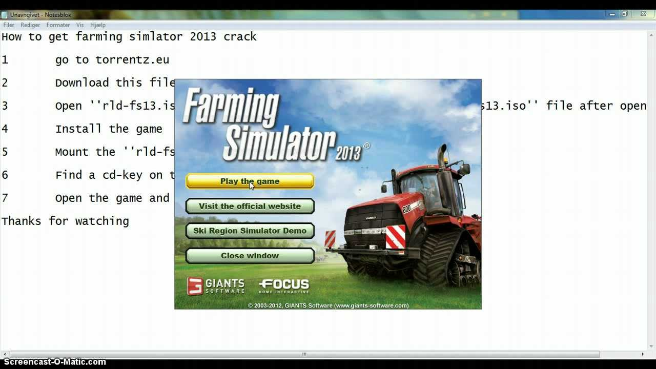 farming simulator 2015 gold edition crack download