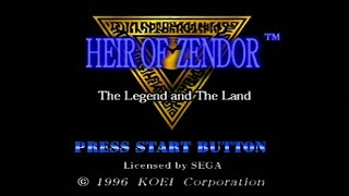Heir of Zendor , Sega Saturn