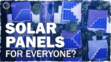 Could Everyone Have Solar Power? | Hot Mess 🌎