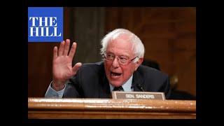 #BREAKING: Bernie Sanders CONDEMNS Israeli actions in fiery speech on Senate floor