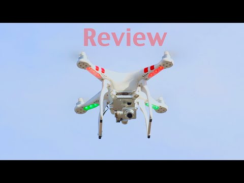 DJI Phantom 2 Vision Plus Review | with Calibration, Footage and Ground Station Demo