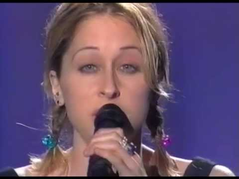 Leah Andreone  Its alright, its ok  You make me remember  interview  FRTV 1996