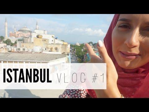 ISTANBUL VLOG #1