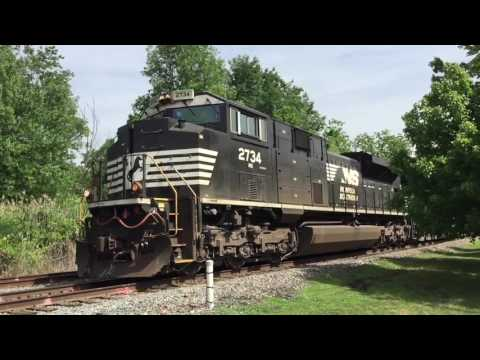 Railfanning Alplaus, NY and Ballston Lake, NY