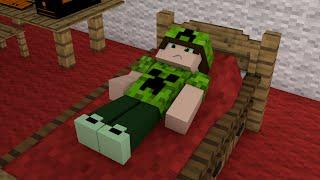 Como Deitar Na Cama Sem Dormir no Minecraft Pocket Edition 0.14.x e 0.15.0 Realms