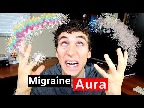 Aura Migraine - 5 Facts You NEED To Know About Vision Loss From Visual Aura