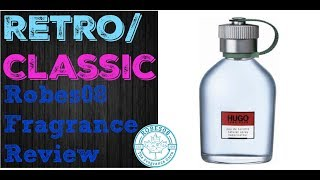 Hugo for Men by Hugo Boss Fragrance Review (1995) | Retro Series