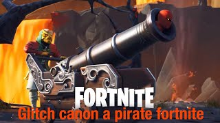 Glitch canon a pirate fortnite
