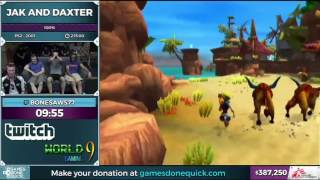 Sgdq 2016 Benefitting Doctors Without Borders - Jak And Daxter