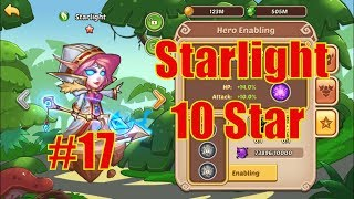 Скачать IDLE HEROES SS October 17 Starlight 10 Star