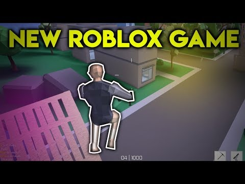 The best new roblox game...
