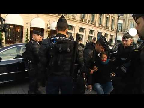 Rights campaigners arrested as Kagame visits Paris