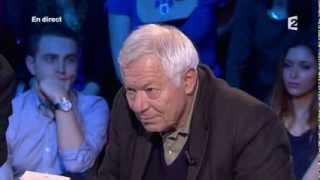 Denis Tillinac, réac ? 1er mars 2014 On n'est pas couché #ONPC