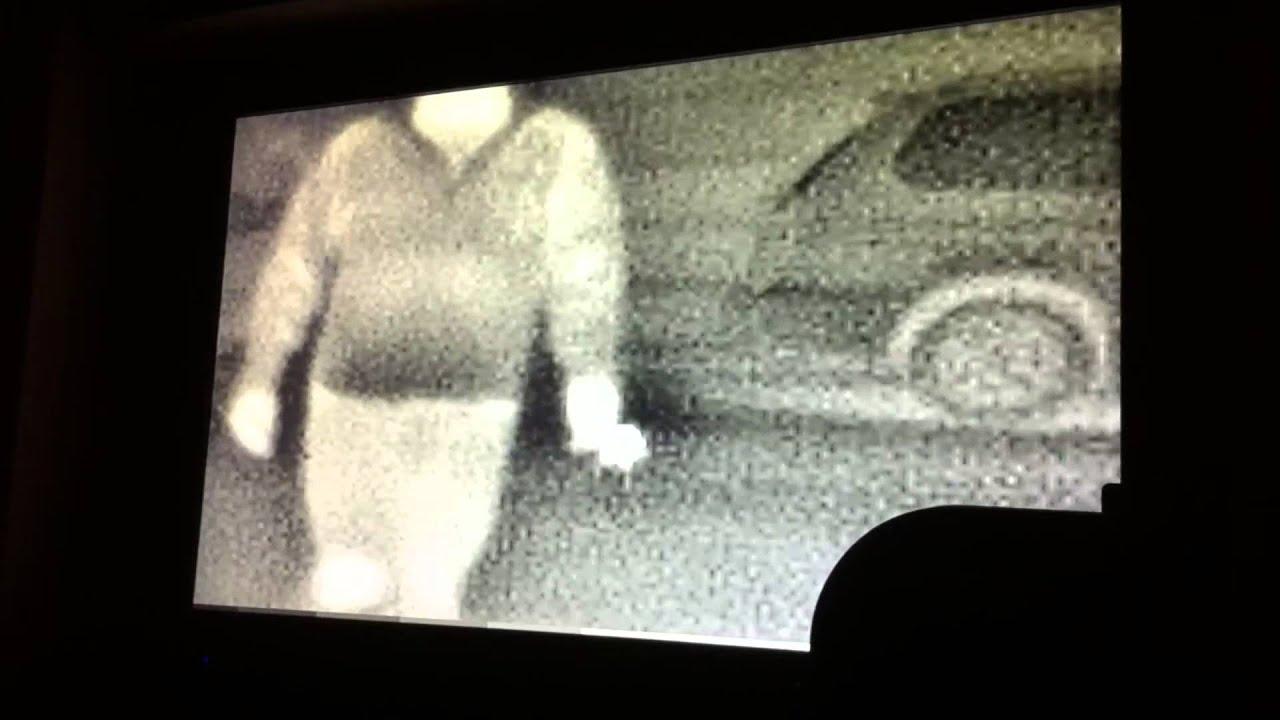 cadillac l3 raytheon thermal camera test 1 youtube rh youtube com 2004 Cadillac DeVille Grills cadillac night vision wiring