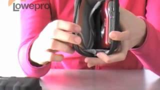 Фото чехол Lowepro Santiago Camera Pouch(Чехлы Santiago защищают камеры (от ультра компактных до профессиональных компактных) прочной оболочкой с ребра..., 2011-03-28T06:37:16.000Z)