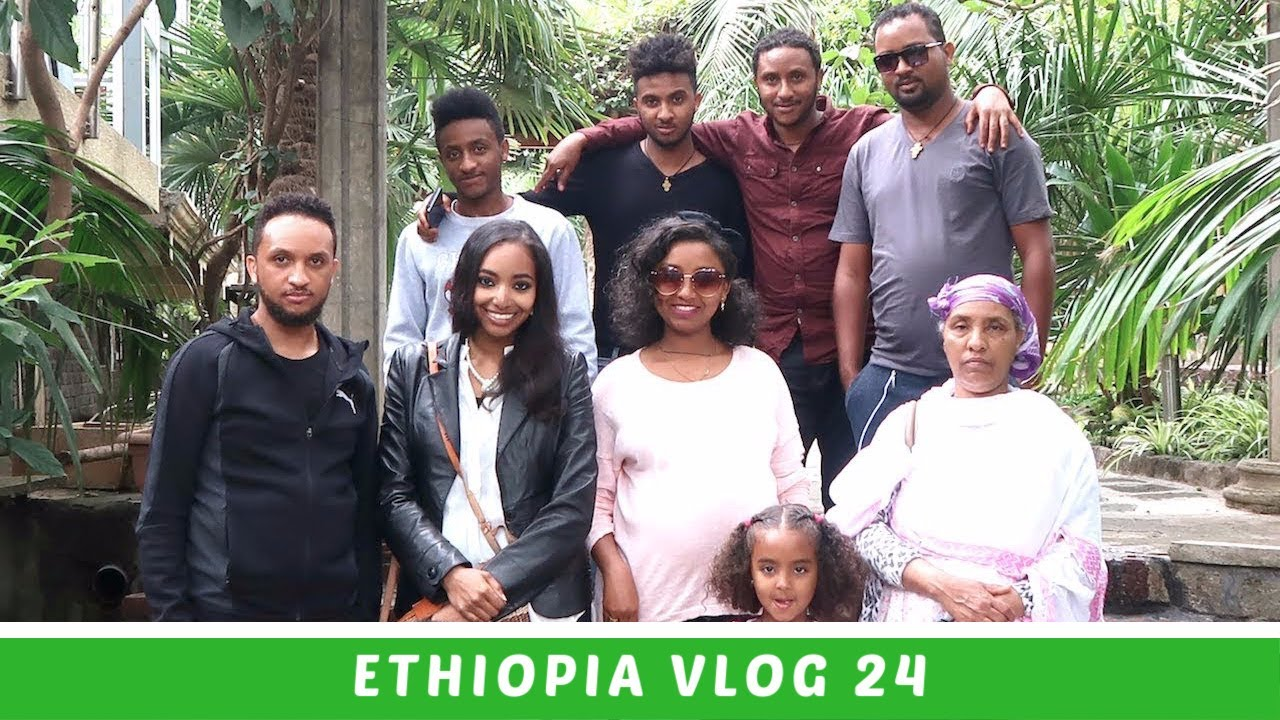 Ethiopia Travel Vlog 24 Hawassa Family Trip | Amena and Elias