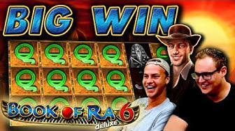 €20 Bet Bonus on Book of Ra Deluxe 6