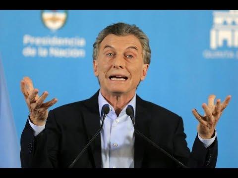 Conferencia completa del presidente, Mauricio Macri en la Quinta de Olivos
