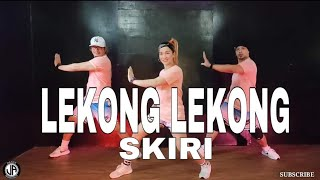 LEKONG LEKONG / SKIRI l dj Rowel remix l TikTok remix l DANCEWORKOUT