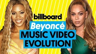 Beyonce Music Video Evolution: