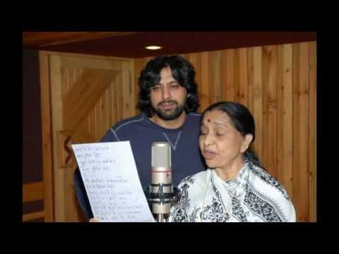 Two Legend Singers,Jawad Ahmad & Asha Bhonsley