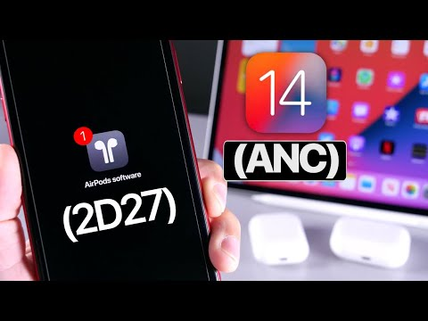 Everything New With Airpods Airpods Pro In Ios 14 Youtube