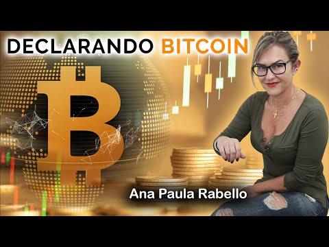 Live Rocelo Lopes e Ana Paula Rabello, falando sobre declaração e tributação de criptos!
