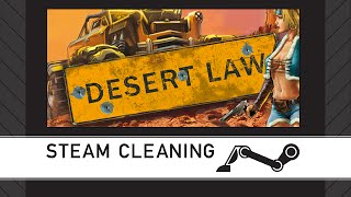 Steam Cleaning - Desert Law