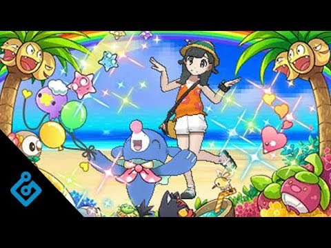 Exclusive New Gameplay Of Pokémon Ultra Sun And Moon's Alola Photo Club