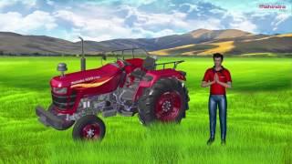 Mahindra Tractors - Mahindra Yuvo Tractor Care - 1 Welcome (Telugu)