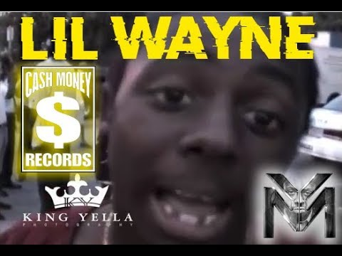 Young Lil Wayne