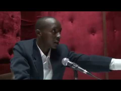 Behind the scenes at Egerton Radio feat Kijana Ole Maasai
