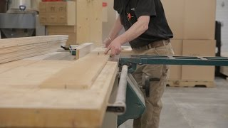 Custom Cabinet Shop video tour