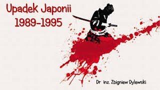 Cud gospodarczy i upadek Japonii (1990-1995)