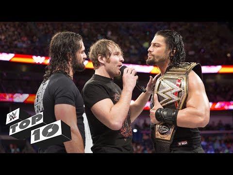 Greatest Shield showdowns: WWE Top 10