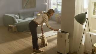 Philips 3000 Series AC3256 20 60 Watt AeraSense Air Purifier White Online at Low Prices in India