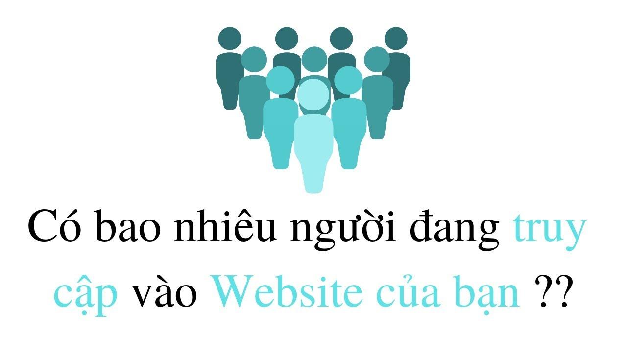 Cách cài đặt google analytics vào website wordpress