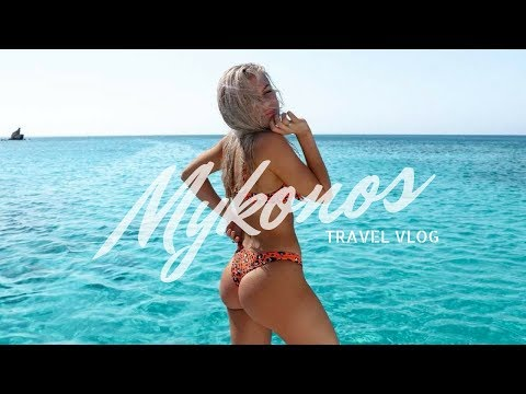 TRAVEL DIARIES: Mykonos | Chloe Szep